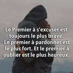 les plus beaux proverbes à partager  : Le brave à du coeur. Le sage a de la compassion et le troisième n'a pas d& Daily Quotes, Best Quotes, Love Quotes, Inspirational Quotes, French Quotes, Some Words, Positive Attitude, Positive Affirmations, Quotations
