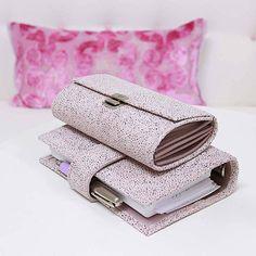 Purple stingray wallet purple womens wallet purple wallet