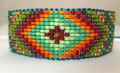 Image result for Printable Native American Beading Patterns Bracelets and Necklaces