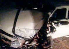 BLOG DO MARKINHOS: Acidente entre Fiat 147 e Gol deixa três feridos e...