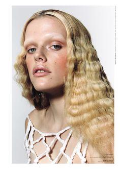 Hair by Timothy Aylward // R+Co Hair