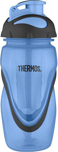 Thermos+Hydro+Active+Sports+Bottle,+450+ml+–+Charcoal
