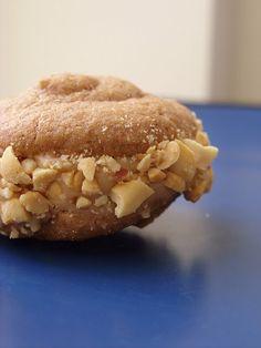 Meet The Shannons: Salted Caramel Apple Whoopie Pies