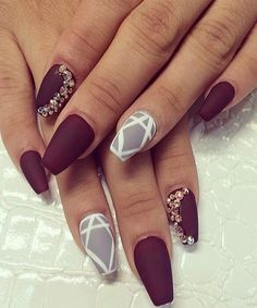 52 Best Nails Images On Pinterest Pretty Nails Fingernail Designs