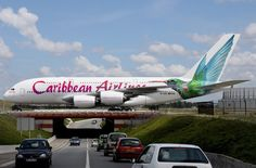 Boeing 737-8Q8 (Caribbean Airline) | Caraíbas