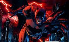 Jim Lee Batman HD Wallpaper
