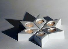 Stjärna candleholder / Malin Lundmark