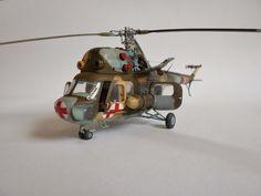 Aeroplast 1:48 Mil Mi-2 Hoplite