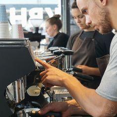 Barista at work İşini severek yapan insanları hangi meslekten olursa olsun izlemeyi çok seviyorum. Hele barista ise daha bir başka tabi:) #best #fun #love #holiday #nice #cool and #beautiful #smile #espresso #kahve #kahvekeyfi #kahvesizolmaz #kahvegram #kahvesever #kahvekulturu #coffee #coffeelover #coffeeshop #coffeeholic #coffeeculture #twitter #amazing #awesome #barista