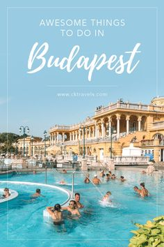 things to do in Budapest Awesome things to do on a weekend visit to Budapest Awesome things to do on a weekend visit to Budapest 2 days in Budapest Hungary: your stylish Budapest itinerary. The Perfect 2 Day Budapest Itinerary Backpacking Europe, Europe Travel Guide, Europe Destinations, Best Travel Guides, Budget Travel, European Vacation, European Travel, Cool Places To Visit, Places To Travel
