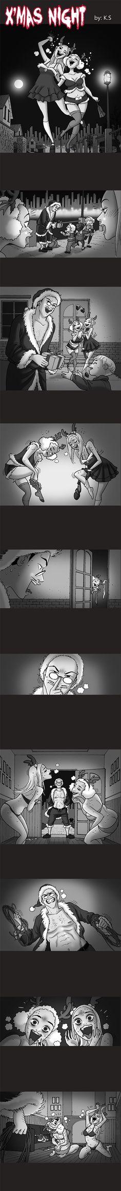 Silent Horror chap 248: X'mas night - Đêm giáng sinh