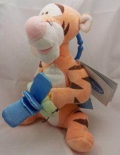 Disney Tigger Stroller Toy with Jitter Bug by Blankets & Beyond. $19.93. Disney Winnie the Pooh's Tigger with Jitterbug for the stroller.  Pull Jitterbug and he goes back into Tigger's arms and vibrates toy.