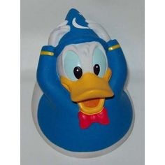 Your WDW Store - Disney Tub Toy - Rubber Duck - Donald Duck - Sorcerer