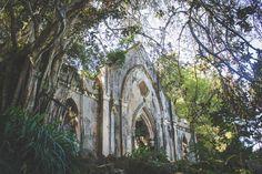 Parque de Monserrate em Sintra