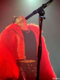 Adam Lambert, London show, 12th July 2012 | Source: Emera