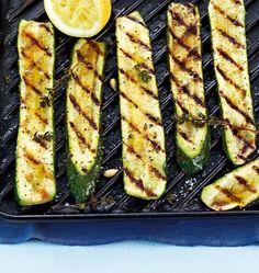 Rezept: Gegrillte Zucchini