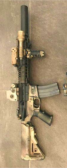 Rifle Firearm With This Web Interactive Firearm AR15 Builder with ALL the Industry Parts - See it yourself before you buy any parts