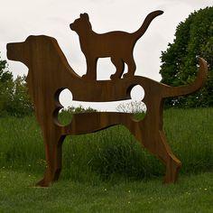 Dog & Cat | Dale Rogers Studio