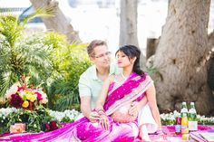 These Indian-Inspired Maternity Photos Are Nothing Short Of Gorgeous