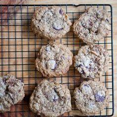 Chocolate Chip Quinoa Cookies and 25 Quinoa Dessert Recipes - MyNaturalFamily.com #quinoa #recipe