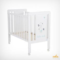 Bonita minicuna blanca para tu bebé y a un precio estupendo. Echa un vistazo ahora! Bassinet, Cribs, Furniture, Home Decor, Cribs For Babies, Travel Cots, Pretty, Cots, Crib