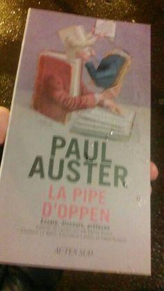 #PaulAuster #ActedSud