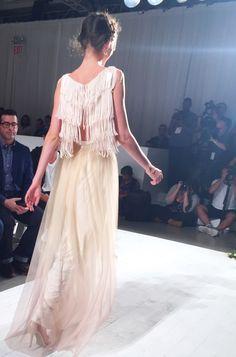 Lauren Conrad's first New York Fashion Week Runway Show