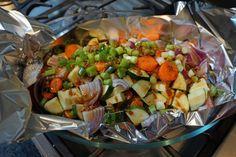 Lakseopskriften du kommer til at lave igen og igen Dinner Is Served, Fabulous Foods, Fish And Seafood, Cobb Salad, Potato Salad, Delish, Food And Drink, Keto, Tasty