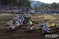 MXGP: Os horários do GP da Bélgica