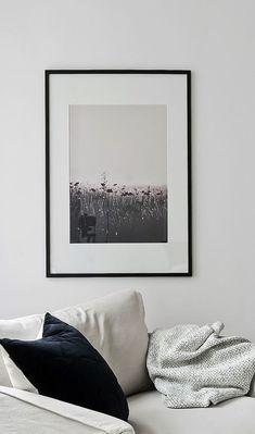 Simple and classy home - via Coco Lapine Design
