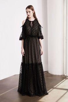 Marchesa Notte Autumn/Winter 2017 Ready-to-wear Collection   British Vogue