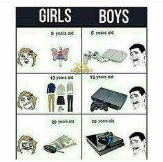 Boys vs Girls Whatsapp funny Images   best new boys vs girls fight