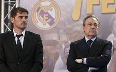 Florentino Perez: I didn't kick Casillas out - http://rmfc.club/team-news/florentino-perezdidnt-kick-casillas-2-824/
