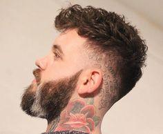 corte masculino, cortes, penteados, penteado masculino, cabelo enrolado, como…