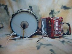 """Instrumentos """"originais"""" do Forró Pé de Serra!"""