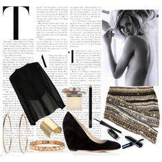 """Time"" by thegreeneyedc on Polyvore"