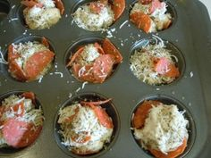 Easy Pepperoni Pizza Balls   OAMC from Once A Month Mom