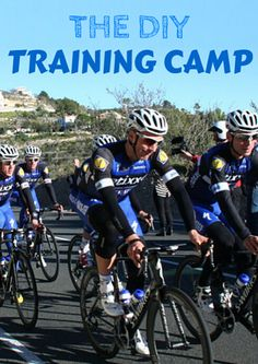 """Surely one of the great benefits of riding on a professional team is the annual training camp. Who wouldn't relish hours of riding in gorgeous weather on great roads in exotic locales? Perhaps you are lucky enough to venture to one of the many training camps available from companies happy to offer you that same """"pro"""" experience. Many amateur teams also do training camps as a way to…"""