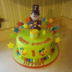 Babyfirst tv bday cake.