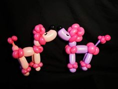 Balloon Decorations, Birthday Party Decorations, Balloon Ideas, Balloon Dog, Balloon Animals, Twisting Balloons, Valentines Balloons, Art Party, Crafts For Kids