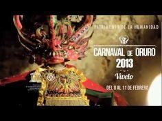 Carnaval de Oruro 2013 (1 min) HD Vívelo