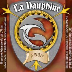 La Dauphine Brune | Brasserie artisanale du Val d'Ainan