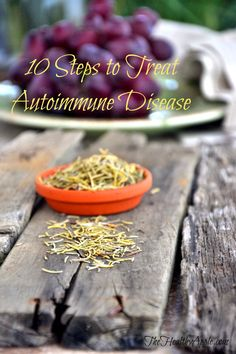Anyone out there with an autoimmune disease may want to check this out!!