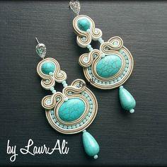 beautiful #acssesories #fashion #love #look #soutache #астана #колье #collection #bylaurali #стиль #серьги #girl #кисти #ladycollection #women #style #jewelry #lady #аксесуары #sale #amazing #luxury #вналичии #праздник #мода