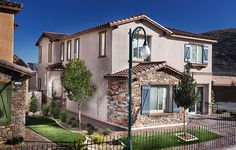 Alcott New Home Plan in The Legends at Southern Highlands by Lennar
