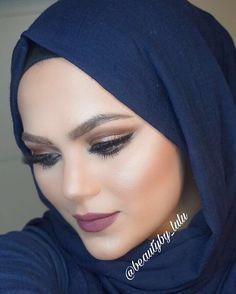 "166 Likes, 10 Comments - Alaa Alrocty Makeup Artist (@beautyby_lulu) on Instagram: ""Makeup look 💄  #makeup #makeupartist #shiseido #anastasiabeverlyhills #benefit #thebalm_me…"""