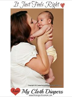 Love My Cloth Diapers - It Just Feels Right -  The Inquisitive Mom @Cotton Babies #lovemyclothdiapers