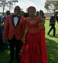 African Traditional Wedding, African Traditional Dresses, Traditional Wedding Dresses, Traditional Outfits, African Wedding Attire, African Attire, African Wear, Xhosa Attire, African Print Dresses