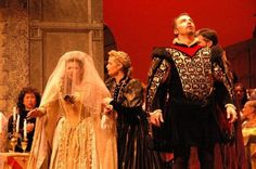"""The house opera company at bergenPAC in Englewood is offering discount tickets for children and seniors for a limited time to its latest production, """"Lucia di Lammermoor.""""Verismo Opera offers 40% off on $55 and $45 tickets for ... Opera News, New Jersey, Singer, June, Artists, Children, Fashion, Young Children, Moda"""