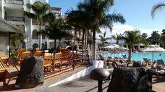 Princes Yazia hotel in Lanzarote